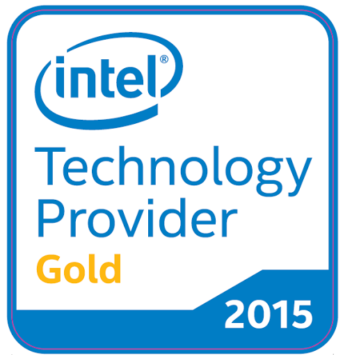 Intel Tech Gold Partner